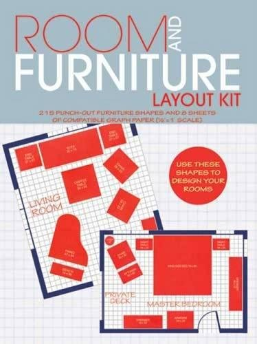 Room and Furniture Layout Kit (From Stencils and Notepaper to Flowers and Napkin Folding) -