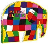 My First Elmer: Shaped Board Book