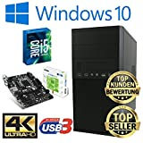 Master-PC Intel i5-7500, 8GB DDR4, 480GB SSD + 2TB HDD, Windows 10 Pro