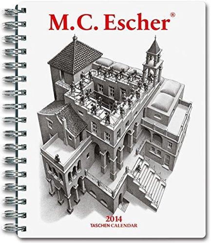 14 Escher (Taschen Spiral Diaries) por Collectif