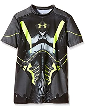 Under Armour Jungen Fitness T-Shirt Alter Ego Warrior Full Suit