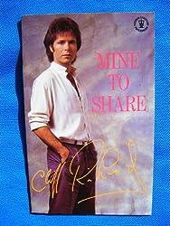 Mine to Share (Hodder Christian paperbacks)