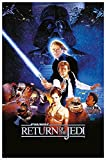 Star Wars Return Of The Jedi One Sheet Maxi-Poster, mehrfarbig