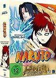 Naruto, Staffel 8 & 9: Haruna und die Janin / Das Team Ongaeshi (Episoden 184-220, uncut) [6 DVDs]