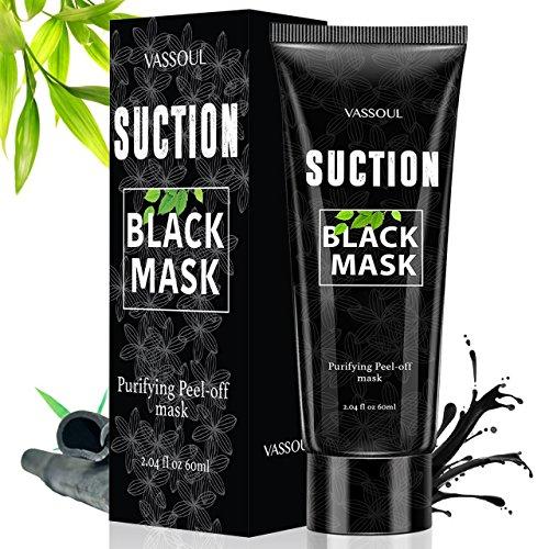 Black maske, Peel off maske, Mitesser Maske, Mitesserentferner Werkzeug, Black Mask, Gesichtsmasken Schwarz, Blackhead Remover Mask …