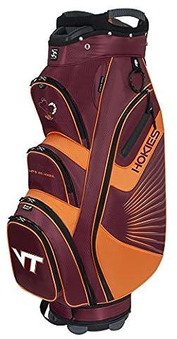 Team Effort Virginia Tech Hokies The Bucket II Cooler Cart Bag
