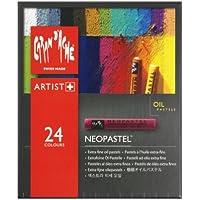 Caran d'ache Neo Color Pastel 24 7400-324 (jap?n importaci?n)