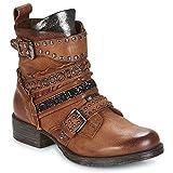 Mjus Norton Stiefelletten/Boots Damen Camel - 41 - Boots