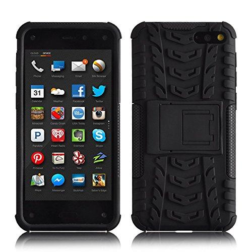 Jellybean–Cover antiurto con pennino e pellicola proteggi schermo per Apple Iphone 6, colore: nero