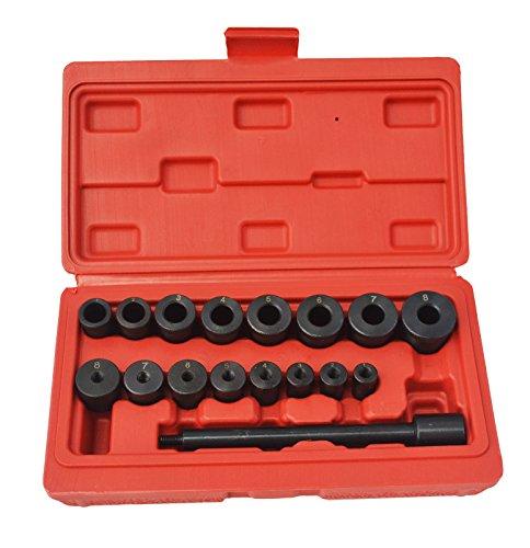 17teilig Kupplung Zentriersatz Zentrierdorn Werkzeug Zentrierwerkzeug KFZ Beste