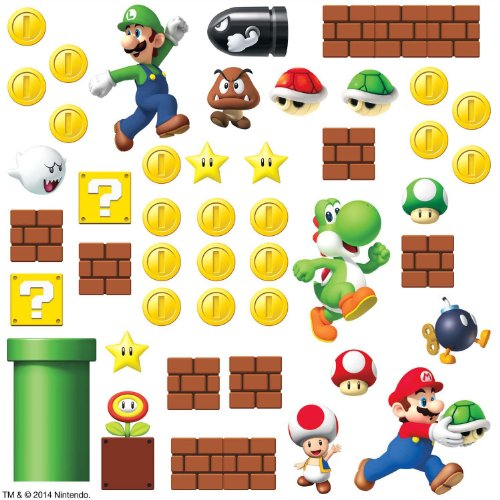 RoomMates 54144 Super Mario ()