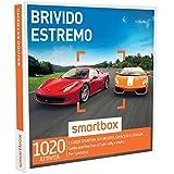 SMARTBOX - Cofanetto Regalo - BRIVIDO ESTREMO - Guida sportiva, rally, moto…