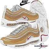 113b9f000d Colore: Gold NIKE Sneakers Air Max 97 SSL Oro Grigio Bianco Rosso BV0306-700