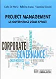 Project management. La governance degli appalti