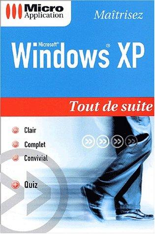 Windows XP par Pierre M. Wolf