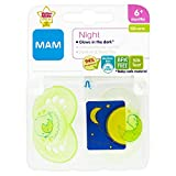 Mam Night Soother 6+ Mths X2