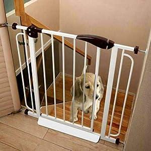 Baby Gate pet gate Door Bar Guide Fixing Sheet for Baby Door Bar Pet Fence   2