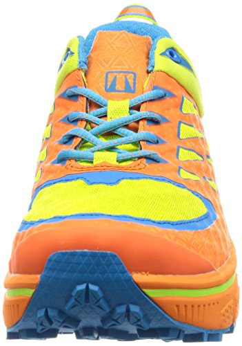 Unknown Supreme Max 3.0 Ms, Multicolore Chaussures De Plein Air Pour Hommes Multicolore (orange / Lime)