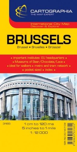 Brussels (City Map)