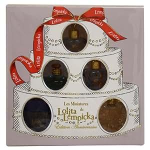Lolita Lempicka -Coffret Les Miniatures de Lolita Lempicka -Mixte - 25ml