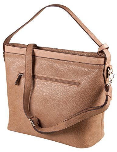 PICARD - Tasche ADDICTED shell-kombi, 2264 Beige