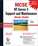 MCSE NT Server 4 Support & Maintenance Study Guide + CD