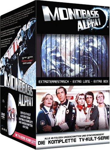 Die komplette TV-Kult-Serie (16 DVDs)