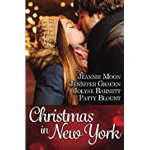 Christmas in New York by Jeannie Moon (2014-10-30)