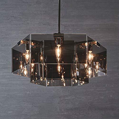 6-Lámpara Empotrada De Luz Downlight-Diseñadores, 110-120V/220-240V Bombilla No Incluida/10-15 ㎡/E12/E14,Gray