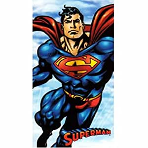 Drap de bain Superman