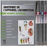 Anatomie de l'appareil locomoteur. Anatomie des organes et des viscères. Pack des 4 tomes - Anat Organes&Visceres