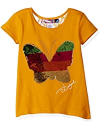 Desigual Girls' T-Shirt Broome Rep
