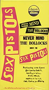 Never Mind the Bollocks Here's the Sex Pistols [VHS]