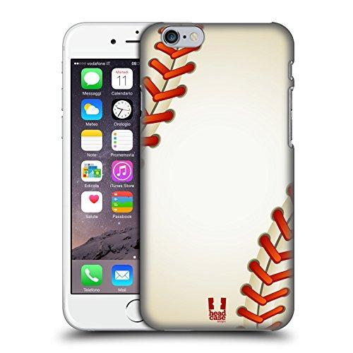 Head Case Designs Coque en relief pour iPhone 5/5S Motif ballon de volley Baseball