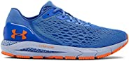 Under Armour UA HOVR Sonic 3, Men's Running Shoes,Blue (Water/Spackle Blue Orange Spark