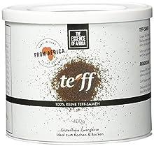 The Essence of Africa Teff Samen (1 x 400 g)