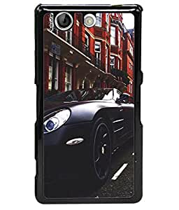 Fuson Designer Back Case Cover for Sony Xperia Z4 Compact :: Sony Xperia Z4 Mini (because I need you mature says )