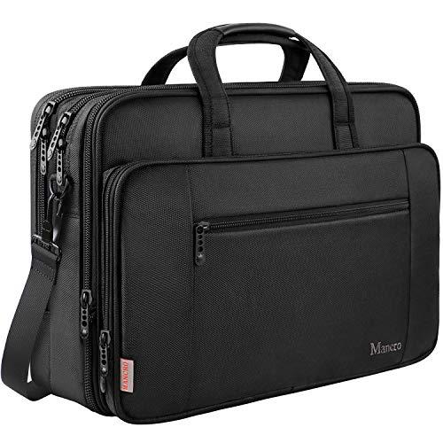 Laptop Bag, 17 inch Business Bri...
