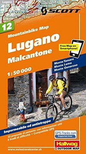 Lugano Malcantone Bike 2012