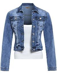 Suchergebnis auf für: Stretch Jeansjacke, Damen