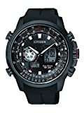Citizen Herren-Armbanduhr XL Promaster Sky Analog - Digital Quarz Kautschuk JZ1065-05E