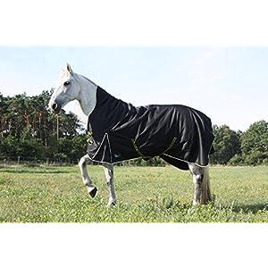 time4horses High Neck Thermodecke Pferdedecke Winterdecke Outdoordecke 300gr. 1200Denir