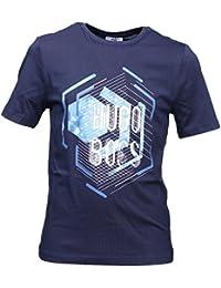 Hugo Boss - T Shirt J25a41 849 Navy