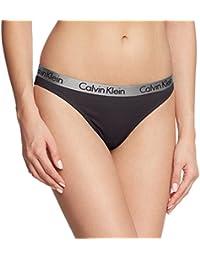 Calvin Klein Radiant Cotton - Thong - Tanga Mujer