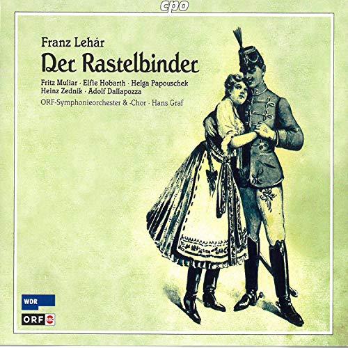 Der Rastelbinder, Act I: Mei Kopf! Nü, was is, was steht's ihr so dada? - Dado Kopf