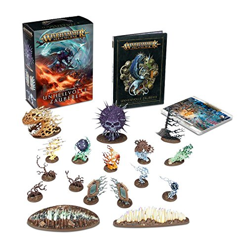 Games Workshop Warhammer Age of Sigmar: Unheilvolle Zauberei Niños y