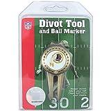 Washington Redskins Golf Divot Tool With Golf Ball Marker