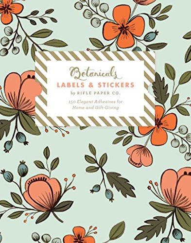 Botanicals Labels & Stickers: Rifle Paper Co.