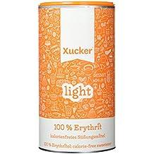 Xucker Zuckeralternative Erythrit in Dose – light (FR), 1er Pack (1 x 1 kg)