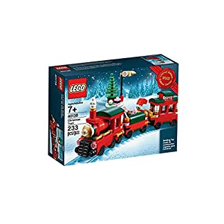 Lego Holiday Train – Limited Edition 2015 Holiday Set – 40138 by LEGO